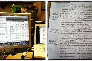 Dissertation in progress 2